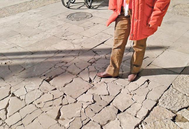 denunciar al ayuntamiento por caída en la calle