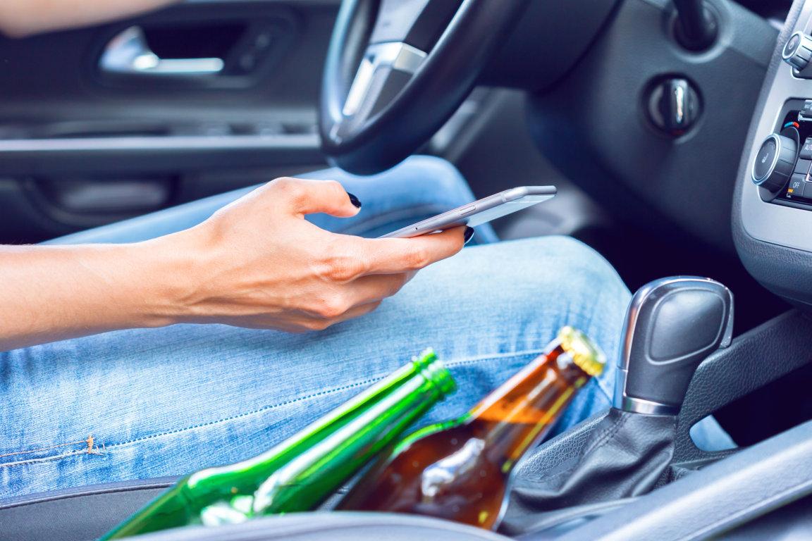Delitos contra la seguridad vial: cuáles son y qué penas conllevan